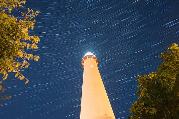 Cape May Lighthouse Photograph - Spin Cycle by Kristopher Schoenleber