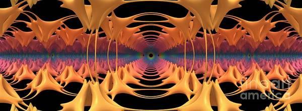 Wall Art - Digital Art - Spinal Tap by Lyle Hatch