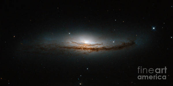 Photograph - Spiral Galaxy Ngc 5793 by Science Source