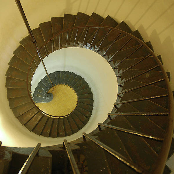Montevideo Wall Art - Photograph - Spiral Staircase by Win-initiative