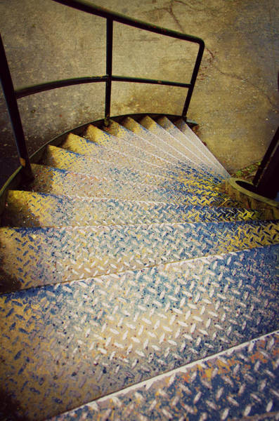 Photograph - Spiral Stairs by Marilyn Wilson