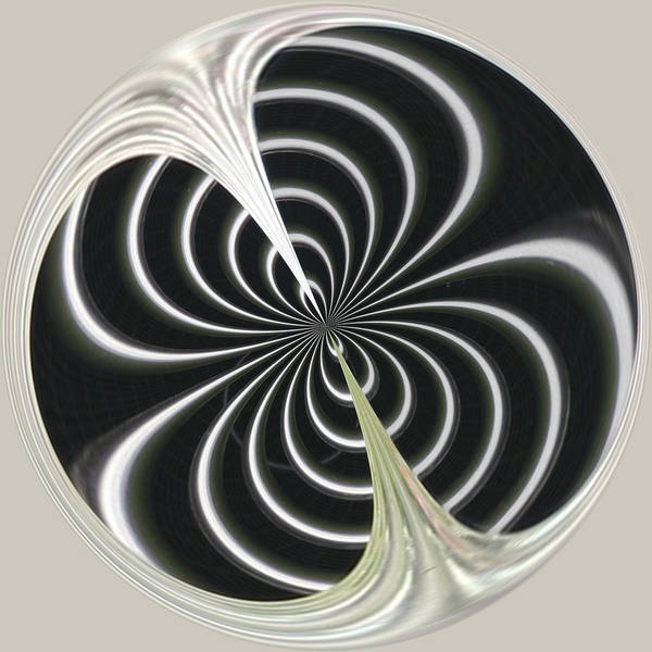Photograph - Spiral Vortex by Wes and Dotty Weber