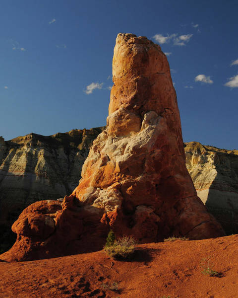 Kodachrome Wall Art - Photograph - Spire, Kodachrome Basin State Park by Michel Hersen