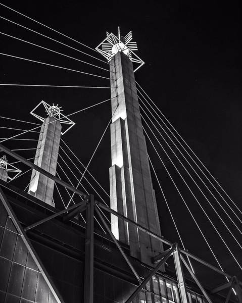 Wall Art - Photograph - Spires by Kevin Anderson