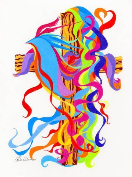 Spirit Filled Art Print