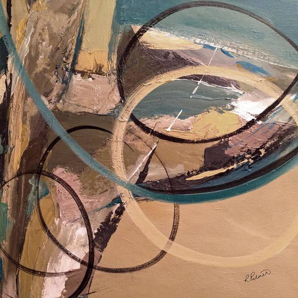 Irregular Painting - Spirit Filled by Ruth Palmer