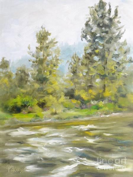 Painting - Spirit Flow by Lori Pittenger