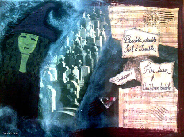 Spirit Of Halloween Art Print