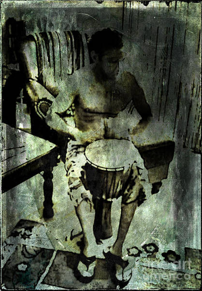 Photograph - Spirit Of The Drum by Nicole Philippi
