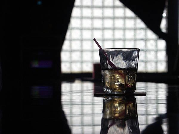 Bar Tender Photograph - Spirit Reflections by Regina MoChridhe Lynn