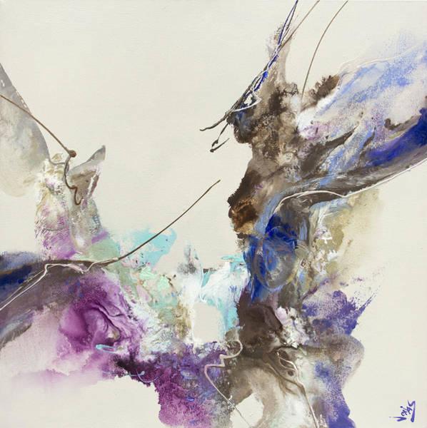 Wall Art - Painting - Spirit Rising Ix by Jonas Gerard
