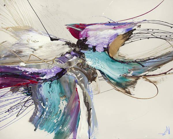 Wall Art - Painting - Spirit Rising X by Jonas Gerard