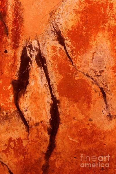 Wall Art - Digital Art - Spirit Woman With Talking Stick by Eve Paludan