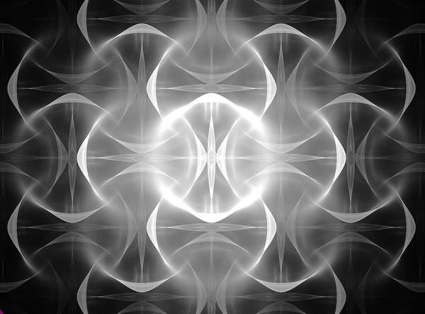 Essence Digital Art - Spiritual Glow by Robert Mawby