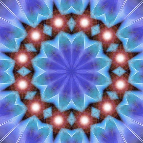 Homeopathy Drawing - Spiritual Pulsar K1 by Derek Gedney