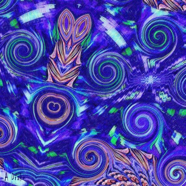 Spiritual Waters Art Print