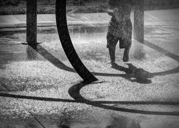 Exuberance Photograph - Splash Dance by Nikolyn McDonald