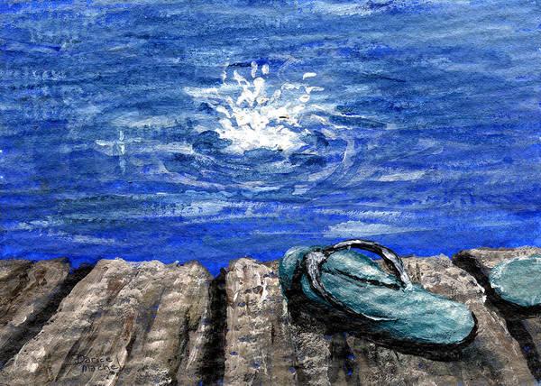 Painting - Splash  by Darice Machel McGuire