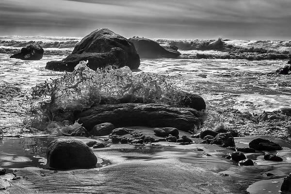 Ivanhoe Photograph - Splash by Todd Sarah Ivanhoe