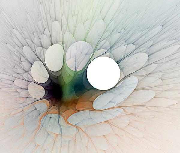Wall Art - Digital Art - Splatt by Richard Ortolano