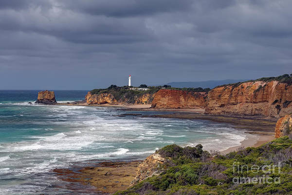 Wall Art - Photograph - Split Point Light House by Rick Mann