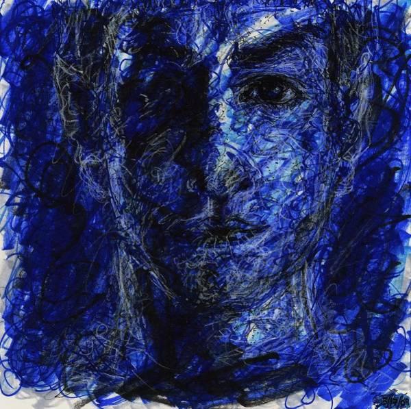 Drawing - Spock by Rachel Scott