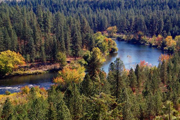 Photograph - Spokane River 2014 #2 by Ben Upham III