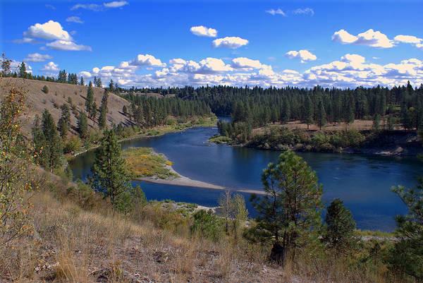 Photograph - Spokane River 2014 #3 by Ben Upham III