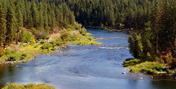 Photograph - Spokane River 2014 #5 by Ben Upham III