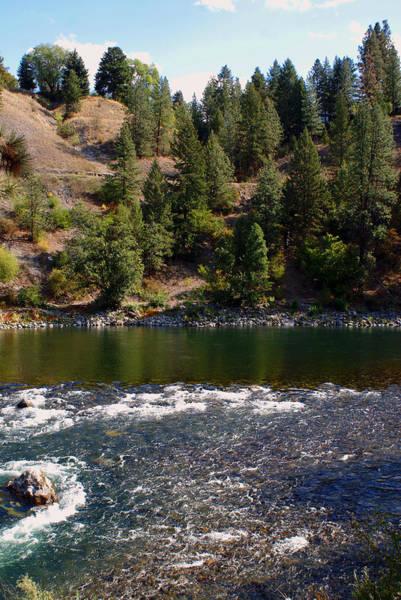 Photograph - Spokane River 2014 #6 by Ben Upham III