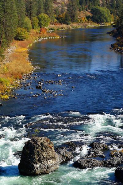 Photograph - Spokane River 2014 #7 by Ben Upham III