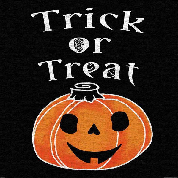 Halloween Painting - Spooky Jack O Lantern IIi by Elyse Deneige