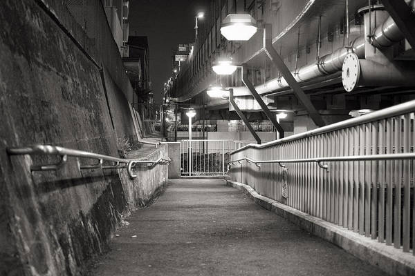 Photograph - Spooky Tokyo At Night by For Ninety One Days