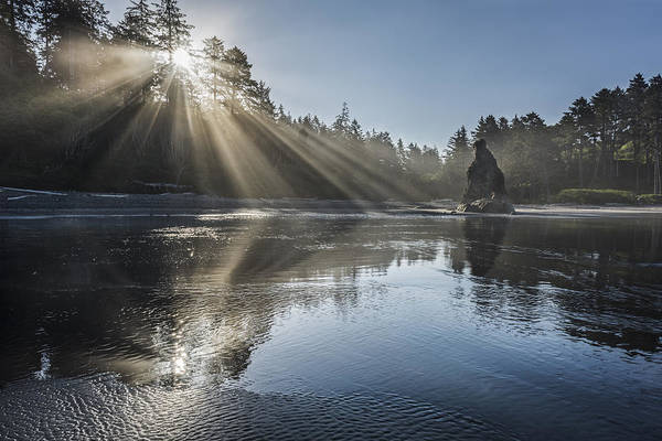 Photograph - Spoon Of Morning Light by Jon Glaser
