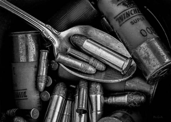 Photograph - Spoonful Of Bullets by Bob Orsillo