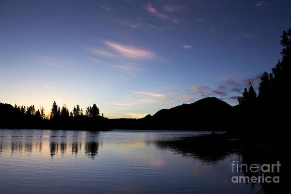 Lake Granby Wall Art - Photograph - Sprague Differently by Colin Davis