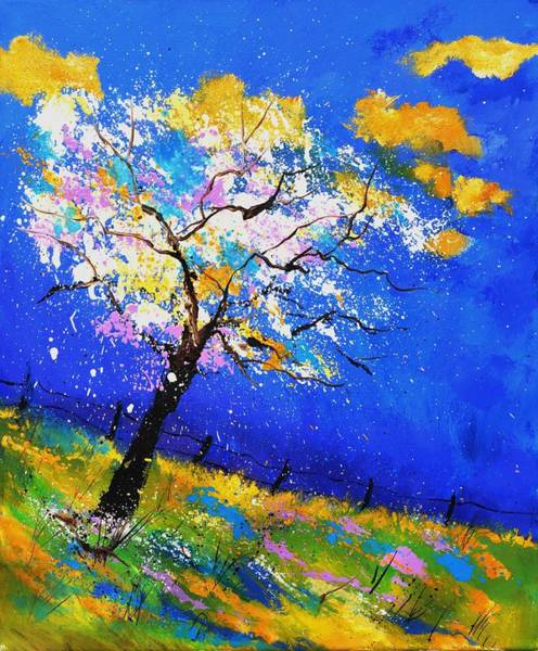 Payment Painting - Spring 563140 by Pol Ledent