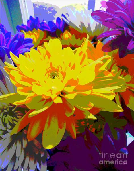 Photograph - Spring Bouquet by Gerlinde Keating - Galleria GK Keating Associates Inc
