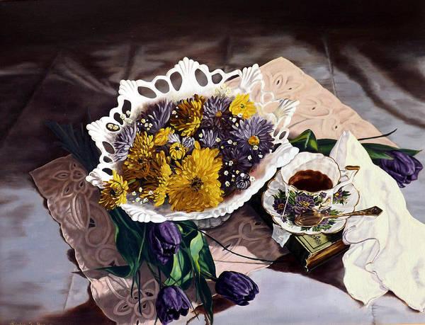 Painting - Spring Break by Linda Becker