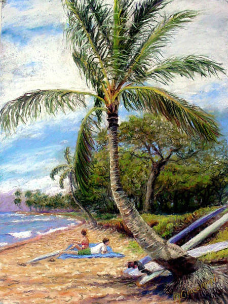 Painting - Spring Break by Mary Giacomini