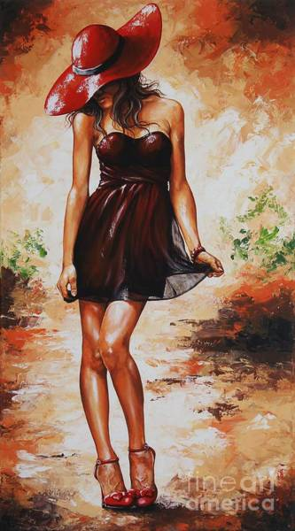 Wall Art - Painting - Spring Breeze 04 by Emerico Imre Toth