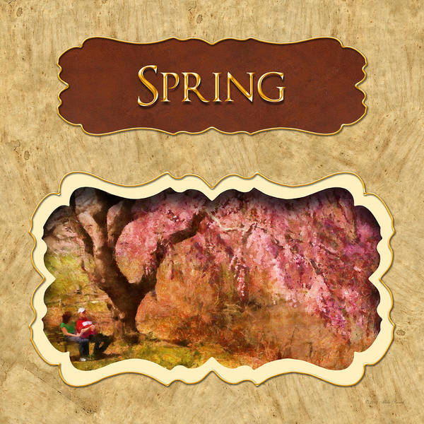 Photograph - Spring Button by Mike Savad