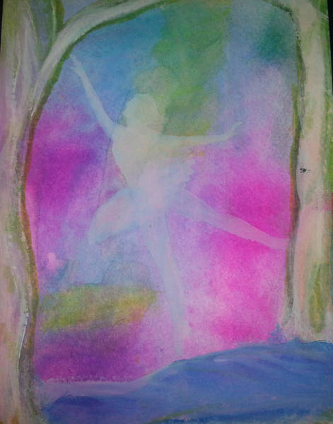 Painting - Spring Dance by Kelly Dallas