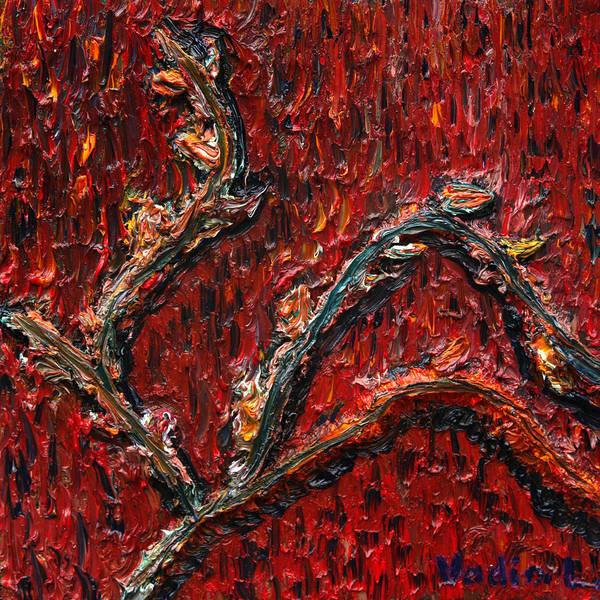 Primavera Painting - Spring Dance by Vadim Levin