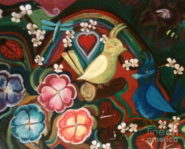 Painting - Spring by Denise Tomasura