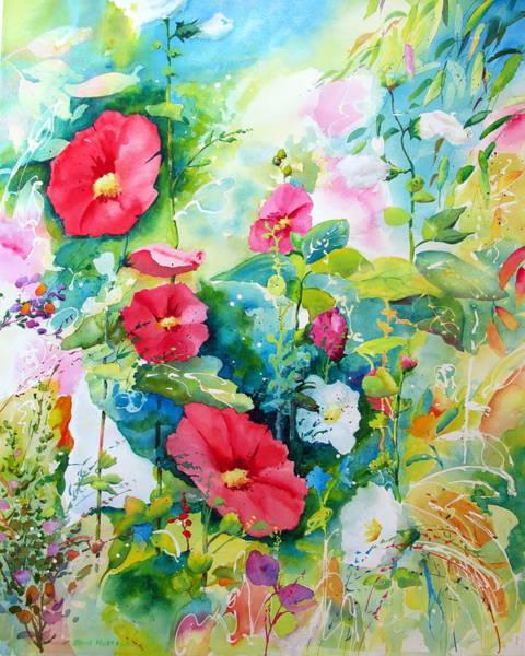 Painting - Spring Equinox by John Nussbaum