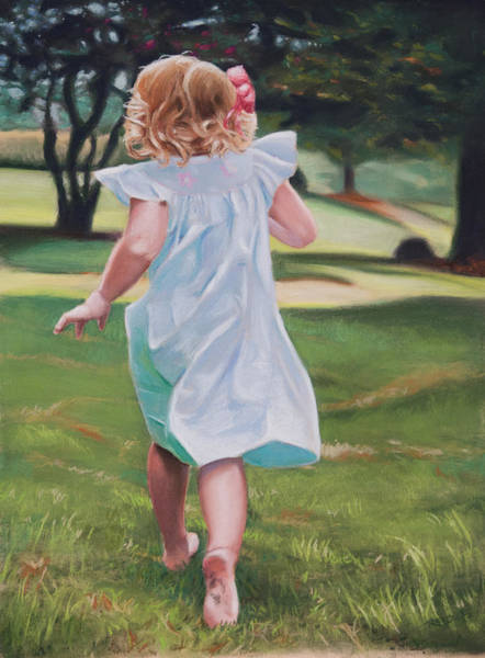 Painting - Spring Fever by Christopher Reid