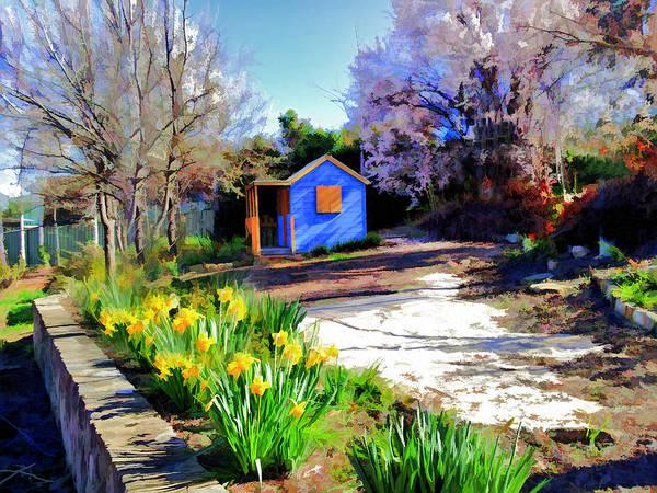 Photograph - Spring Garden by Paul Svensen