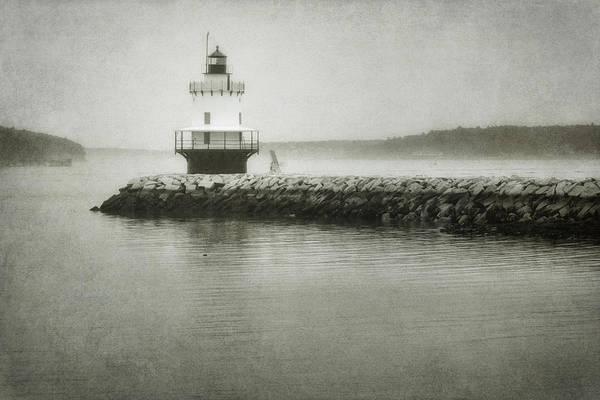 Photograph - Spring Point Ledge Light by Joan Carroll