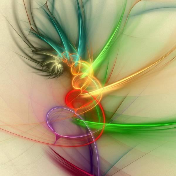 Digital Art - Spring Power by Anastasiya Malakhova